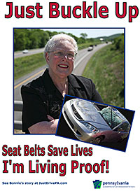 See Bonnie's Story at JustDrivePA.com