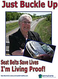 See Bonnie's Story at JustDrivePA.com